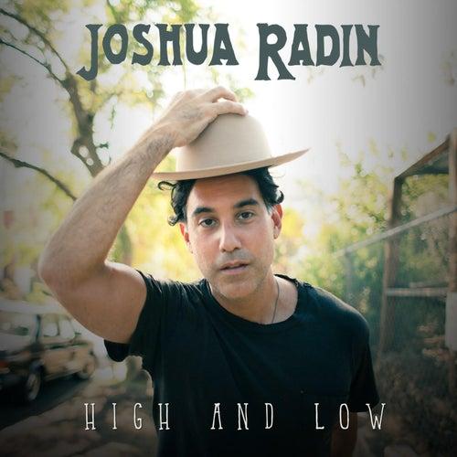 High and Low von Joshua Radin