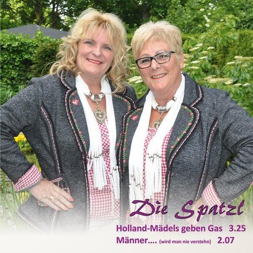 Holland-Mädels geben Gas von Die Spatzl