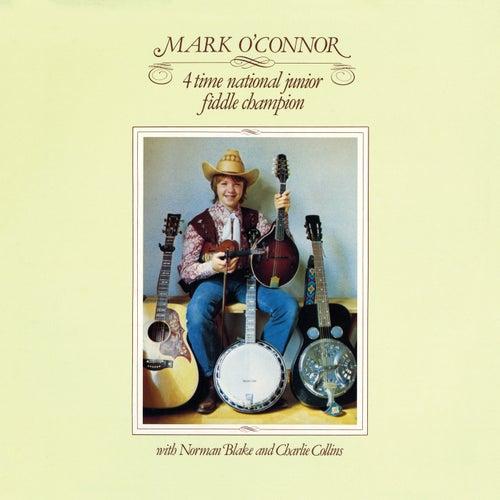4 Time National Junior Fiddle Champion de Mark O'Connor