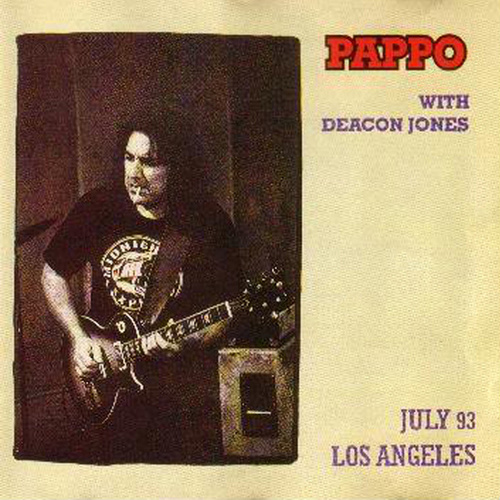 July 93 los Angeles de Pappo
