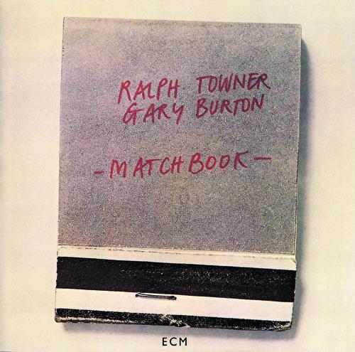 Matchbook von Ralph Towner