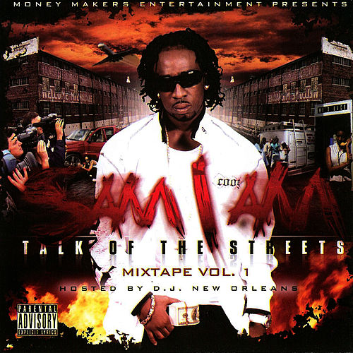 Talk Of The Streets - Mixtape Vol. 1 von Samiam