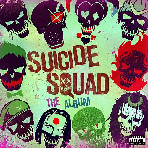 Suicide Squad: The Album van Various Artists