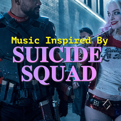 Music Inspired By 'The Suicide Squad' de Various Artists