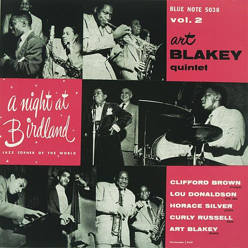 A Night At Birdland, Vol 2 von Art Blakey