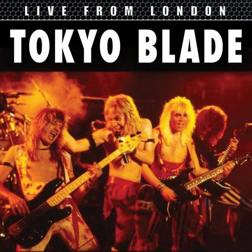 Live From London de Tokyo Blade