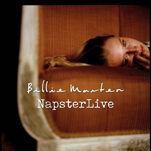 NapsterLive Session von Billie Marten