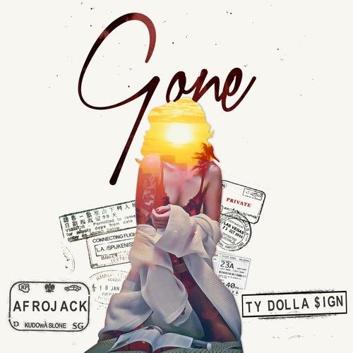 Gone de Afrojack