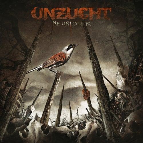 Neuntöter (Deluxe Edition) von Unzucht