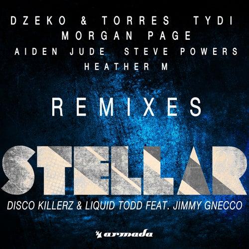 Stellar (Remixes) by Disco Killerz and Liquid Todd