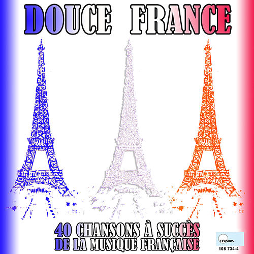 Douce France de Various Artists