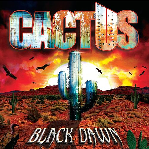 Black Dawn de Cactus