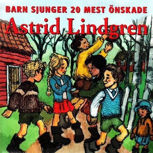 Barn sjunger 20 mest önskade Astrid Lindgren von Blandade Artister