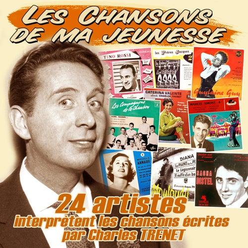 24 artistes interprètent les chansons écrites par Charles Trenet (Collection 'Les chansons de ma jeunesse') von Various Artists