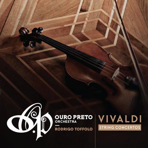 Vivaldi: String Concertos de Orquestra Ouro Preto