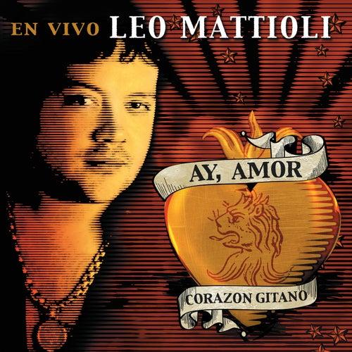 Ay, Amor (En Vivo) de Leo Mattioli