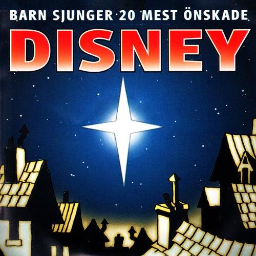 Barn sjunger 20 mest önskade Disney von Blandade Artister