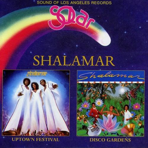 Uptown Festival / Disco Gardens de Shalamar