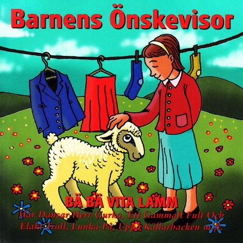Barnens önskevisor - Bä, bä vita lamm von Blandade Artister