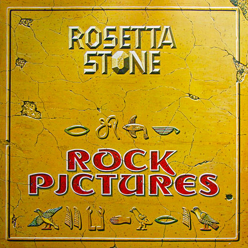 Rock Pictures von Rosetta Stone