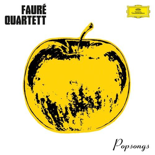 Popsongs de Fauré Quartett