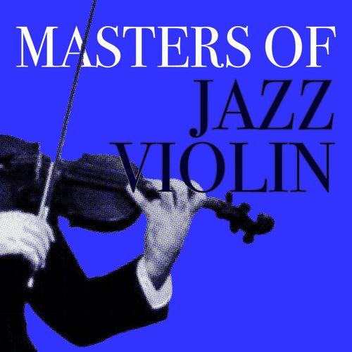 Masters Of Jazz Violin de Various Artists