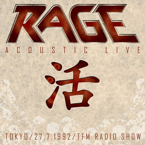 Acoustic (Acoustic Live) by Rage