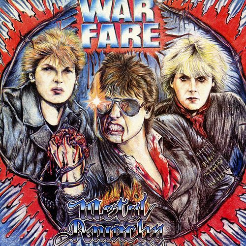 Metal Anarchy (Expanded Edition) by Warfare