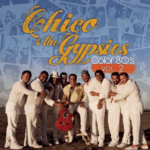 Color 80's Vol. 2 de Chico and the Gypsies