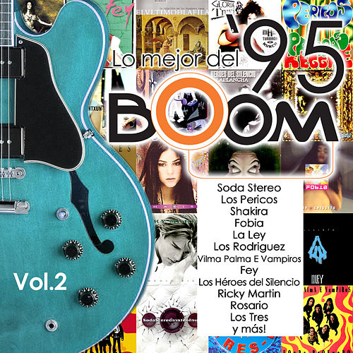Lo Mejor Del '95 Boom, Vol.2 van Various Artists