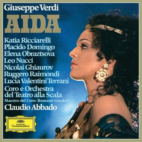 Verdi: Aida by Orchestra del Teatro alla Scala di Milano