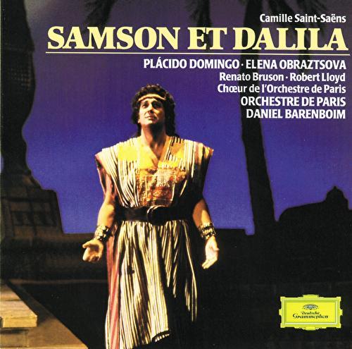 Saint-Saëns: Samson et Dalila von Orchestre de Paris