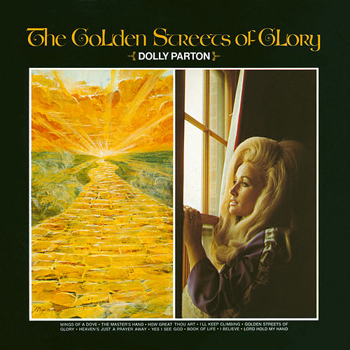 Golden Streets Of Glory van Dolly Parton