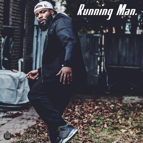 Running Man von Dru Bex