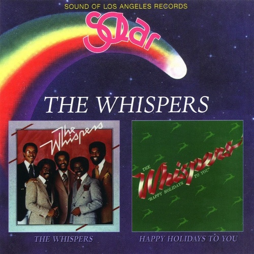 The Whispers / Happy Holidays to You de The Whispers