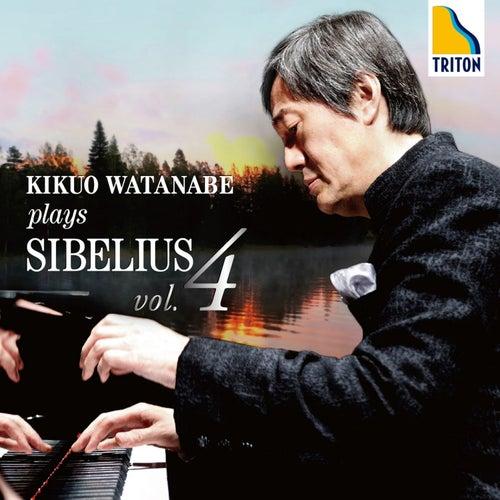 Kikuo Watanabe Plays Sibelius Vol. 4 von Kikuo Watanabe