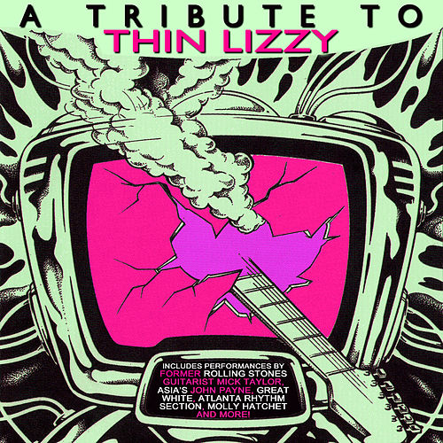 A Tribute To Thin Lizzy de Various Artists