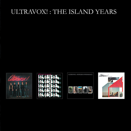 The Island Years de Ultravox