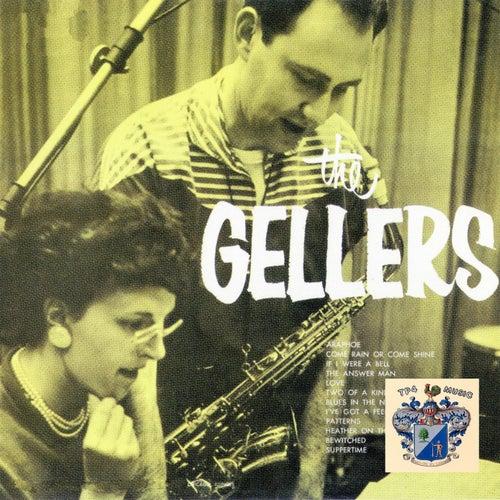 The Gellers by Herb Geller