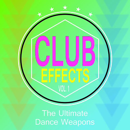 Club Effects, Vol. 1 von Various Artists