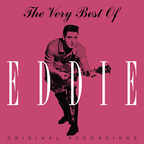 The Very Best Of by Eddie Cochran
