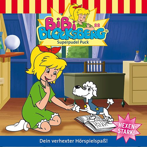Folge 88: Superpudel Puck von Bibi Blocksberg