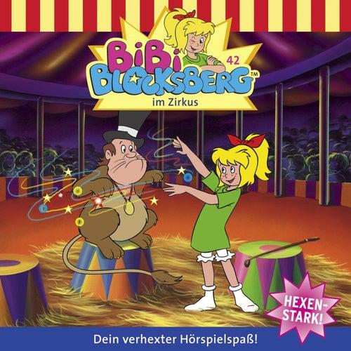 Folge 42: im Zirkus von Bibi Blocksberg