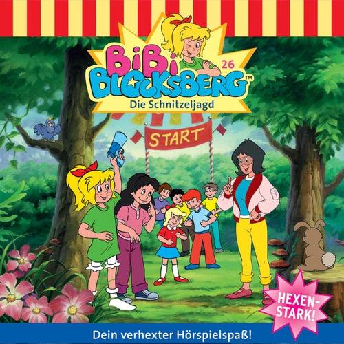 Folge 26: Die Schnitzeljagd von Bibi Blocksberg