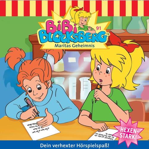 Folge 91: Maritas Geheimnis von Bibi Blocksberg
