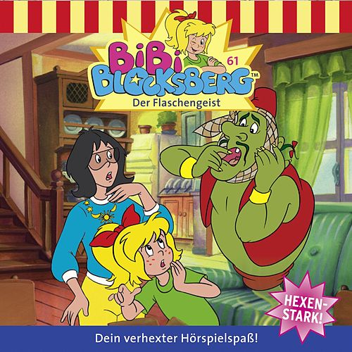 Folge 61: Der Flaschengeist von Bibi Blocksberg