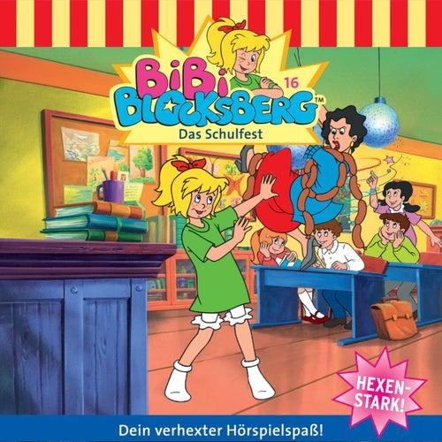 Folge 16: Das Schulfest von Bibi Blocksberg