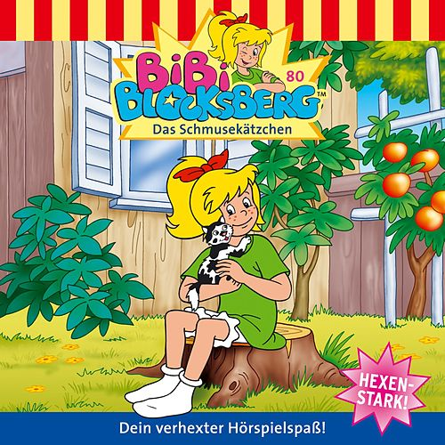 Folge 80: Das Schmusekätzchen von Bibi Blocksberg