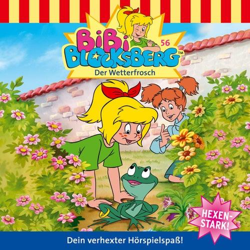 Folge 56: Der Wetterfrosch von Bibi Blocksberg