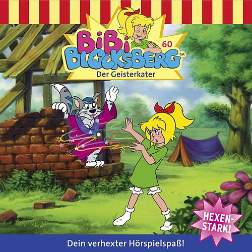 Folge 60: Der Geisterkater von Bibi Blocksberg